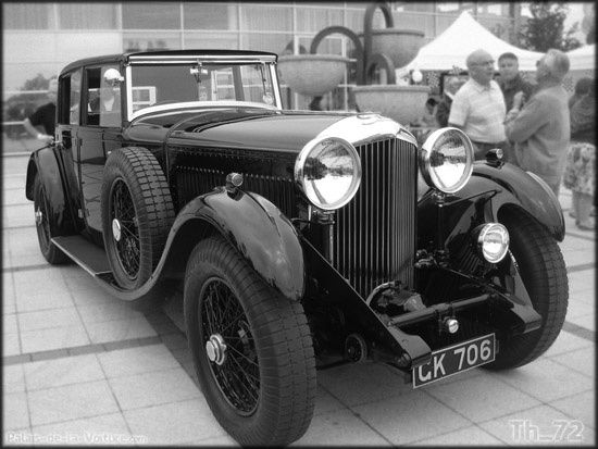 AE65 • Bentley 8 Litre Limousine