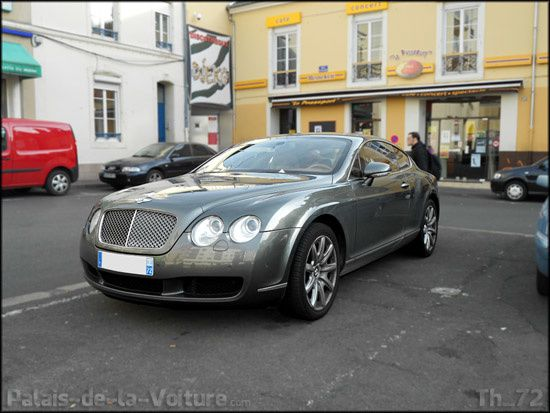 AC36 • Bentley Continental GT 2003