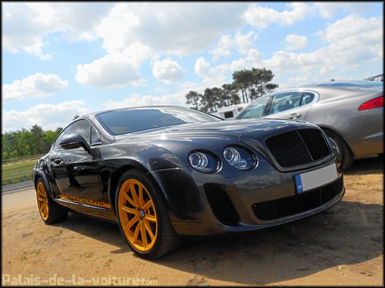 AF61 • Bentley Continental GT Supersports 2010