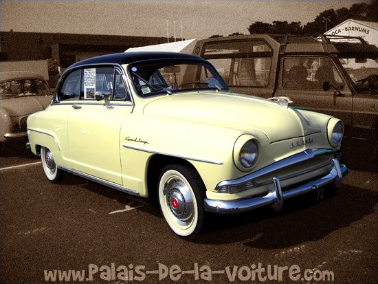 AD37 • Simca Aronde Grand Large