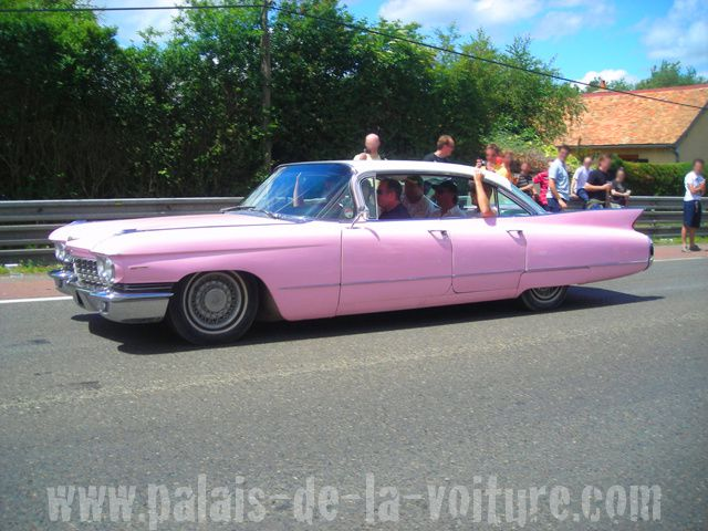 AB42 • Cadillac Sixty Two (6 windows) 1960