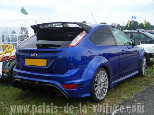 AB49 • Ford Focus RS 2009