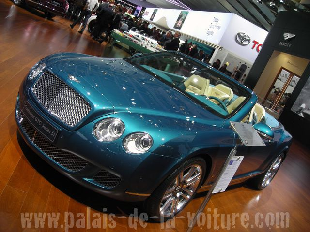 AC72 • Bentley Continental GTC Series 51