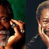 Sosies du jour : Bill Russell & Morgan Freeman