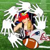 In honor of #SundayFunday.. I think it's necessary to share this awesome #Craft you can do with your kids! (Or even just for yourself) hehe. #NFL   (via Touchdown! Football fun for kids)