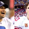 Jacobs: Eli is actually '100% better' QB compared to Tony a2z Romo.