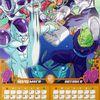 Calendrier Dragon Ball Kai 2010 ! Septembre-Octobre