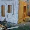 Briques et ciment