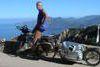 Chtimichel en cyclo-camping