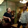 New Bts pic of Cosmopolis with Robert Pattinson !