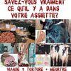 """La viande n'est pas """"verte"""" !!!!!"""