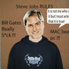 ! Pic photoshop sur Steve Jobs !