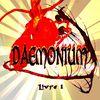 Daemonium, les couvertures