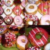 Dimanche matin, encore des donuts!!!