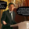 Sarkosy defend le RSA
