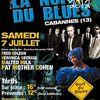 La NUIT du BLUES à CABANNES ... c'est le 7 JUILLET 2012