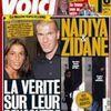 """Voici"" condamné pour les photos de Zizou et de Nâdiya"