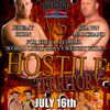 Hostile Territory in New Jersey - Jeremy Horn Vs Shawn Marchand .