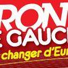 Front de Gauche pour changer d'Europe : création d'un comité de soutien à l'UVSQ