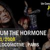 Maximum The Hormone European Tour !