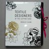 "PARUTION DU LIVRE ""TEXTILE DESIGNERS: AT THE CUTTING EDGE"""