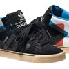 "Sneakers - Adidas Campus Vulc High ""Diagonal"" Par Matt Irving"