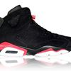 Air Jordan VI (6) Black Infrared De Retour En 2010