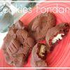 Cookies au chocolat blanc fondant pour maman