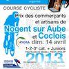 Prix de Nogent/Aube dimanche 14 avril + liste des engagés...