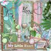"Kit "" My Little Heart"" + une quick page!"