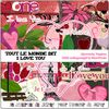 "Kit ""Tout le monde dit I love you"" par Le Journal du Scrap"