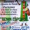 "Projection documentaire ""BENIN ESPOIRS..."" Georges Dutreuil"