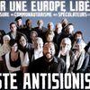 Meeting de la Liste antisioniste le 1er juin à Paris