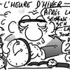 Heure d' Hiver