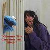 Sesame Street meets Shining