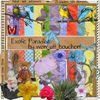 """Kit """"Exotic Paradise"""" de Wen Ptt Bouchon"""