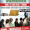 Concert de solidarité pour les Comores à Marseille
