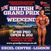 MARCH EDITIONS : The IFBB British Grand Prix & Arnold Amateur Bodybuilding