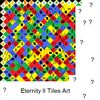 Eternity II Tiles Art - Snapshot of the day