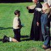 Mort d'un prêtre