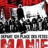 [Paris] Manifestation anarchiste le 1er mai