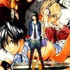 BAKUMAN WALLPAPERS !