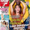 Djawad et Estelle à la Une de Télé Star