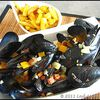 Moules aux accents basques