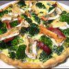 Tarte aux brocolis et au camembert pour Un Tour en Cuisine, édition 30