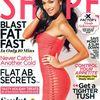 Nicole est en couverture de SHAPE magazine !