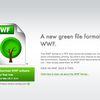 Green IT : le format wwf pour créer des .pdf non imprimables