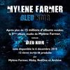 Mylene Farmer | nouvel album Bleu Noir avec Moby-Red One-Archive