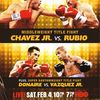 Boxing - Video Julio Cesar Chavez Jr vs. Marco Antonio Rubio Full.