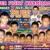 Super Fight Wanmitrchai - July 07, 2011 - VIDEO Saenchai Sinbimuaythai vs Kongsak sitboonmee full.